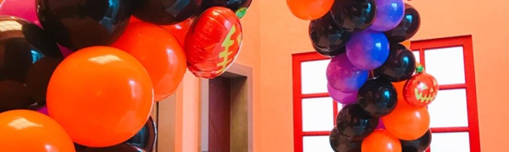 子供ハロウィンパーティーにも行ってきました♥☆彡