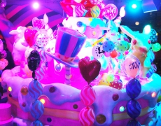 KAWAII MONSTER CAFEにて☆