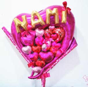 愛のサプライズ花束♡