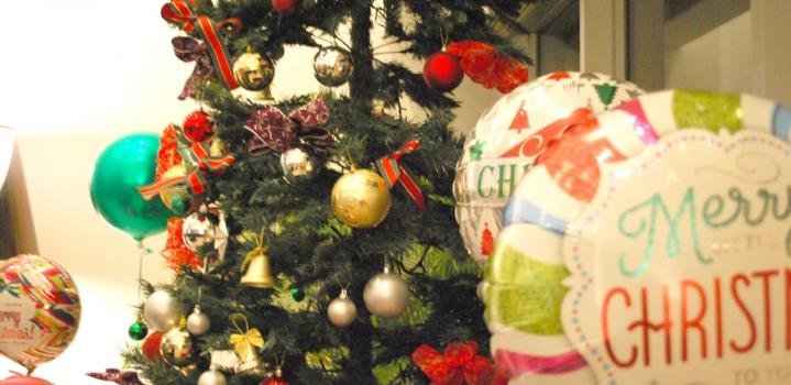 2016クリスマスデコのご紹介☆
